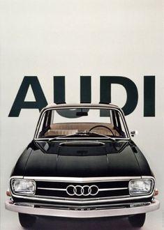 Vintage Audi Poster | AisleOne