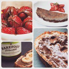 Tu decides como comer el chocolate lo importante es darte ese gusto. Y Barefoot está para complacerte. #dulceplacer #fullrecomendado #gourmetfood #granddeligourmetpty