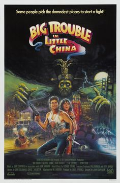 Return to the '80s Movies: Big Trouble in Little China | Return to the 80s