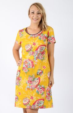 simon says dress in mustard Lingerie Australia, Simon Says, Collections, Lady, Casual, Sleeves, Dresses, Fashion, Vestidos