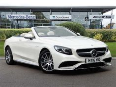 Used 2016 MERCEDES-BENZ S-CLASS AMG S 63 for sale in Wiltshire | Pistonheads
