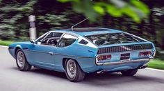 1968 Lamborghini Espada Series 1 - tested