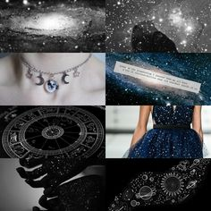 The 9 Muses Aesthetic|Urania (Astronomy)