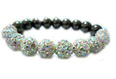 1pc Shamballa Bracelet Ab Disco Balls Clay Swarovski Crystal Adjustable Bracelet dream jewelry 2012. $4.66. 1Pc Shamballa Bracelet AB Disco Balls Clay Swarovski Crystal Adjustable Bracelet