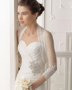 Wholesale Sexy Wedding Dresses - Buy Exquisite Princess Wedding Dresses Sweetheart Neck Applique Waist 3/4 Long Sleeve Ruffle Attractive Bridal Gowns, $109.37 | DHgate