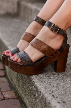 5baa288ab9fdc 41 Best DETAILS - Wooden Heels images in 2019 | Heels, Sandals ...