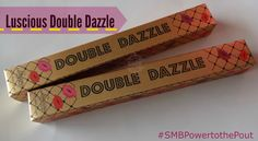 Luscious Double Dazzle Lip Gloss~ Review