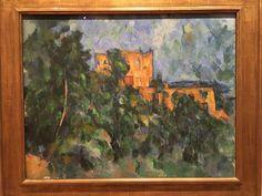 PAUL CEZANNE Château noir / 1903 MOMA 2017