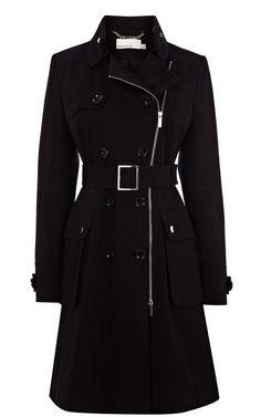 Karen Millen Posh cotton coat £199