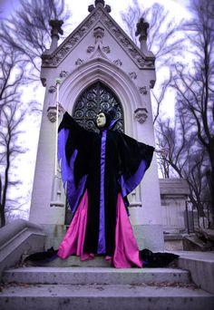 Maleficent - Sleeping Beauty by NatIvy on DeviantArt