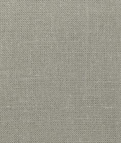 11 Oz Light Gray Belgian Linen Fabric - by the Yard Chair Fabric, Fabric Decor, Fabric Design, Textures Patterns, Fabric Patterns, Pewter Grey, Gray, 3d Texture, Muslin Fabric
