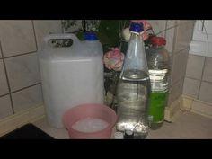 Φτιάχνω απορρυπαντικό πλυντηρίου μόνη μου - YouTube Zero Waste, Dyi, Water Bottle, Drinks, Drinking, Beverages, Water Bottles, Drink, Beverage