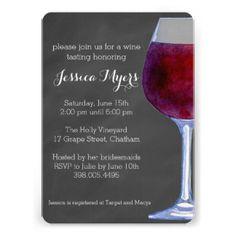 Custom Wedding Engagement Party Invitation Cards