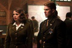 Hayley Atwell Captain America Sequel   Bisher gab es nur wenige Neuigkeiten über die Fortsetzung von Captain ...