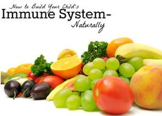 How to Build Your Child's Immune System Naturally | {Not Quite} Susie Homemaker