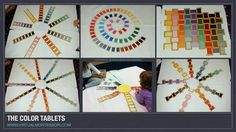 Colour Box 3 Montessori Bedroom, Montessori Activities, Color Box, Teaching, Education, Frame, Cards, Home Decor, Picture Frame