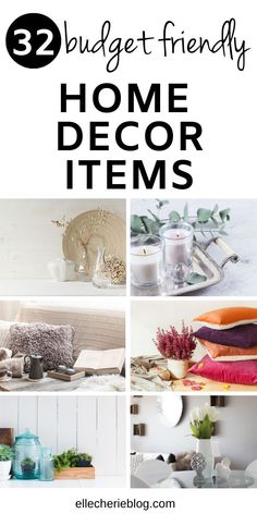 Searching for the best Home Decor items? We have got 32 of the best home decor items to suit all budgets to make your home look amazing. Natural Home Decor, Easy Home Decor, Handmade Home Decor, Cheap Home Decor, Home Decor Signs, Home Decor Styles, Home Decor Items, Home Decor Accessories, Cheap Bedroom Decor