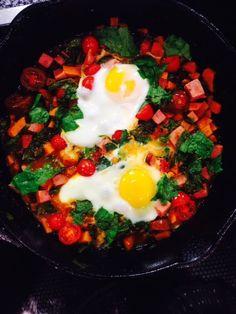 Mama Steph's sweet potato skillet hash with eggs - KLTV.com-Tyler, Longview, Jacksonville, Texas   ETX News