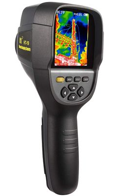 New Higher Resolution 320 x 240 IR Infrared Thermal Imaging Camera. Model with Improved Pixels, Sharp Color Display Screen, Battery Included. Camera Crafts, Finding Bigfoot, Computer Gadgets, Roof Insulation, Instax Camera, Thermal Imaging Camera, Level Sensor, Thermal Energy, Best Digital Camera