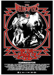 The Hellacopters Poster by Tiago Melo, via Flickr  *THIS BOARDER*
