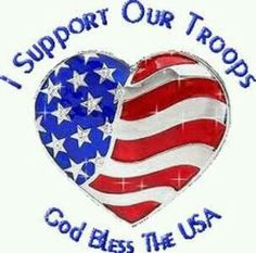 Support Our Troops!!!