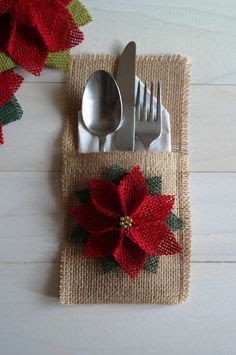 DIY PROJECTS AND CRAFTS IDEAS: 16 Enchanting Handmade Christmas Table Decor Ideas