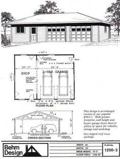 1000 Images About Cottage Garage On Pinterest Hip Roof