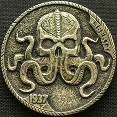 Find Hobo nickel coins Old Coins, Antique Coins, Hobo Nickel, Pirate Coins, Custom Coins, Coin Art, Bullion Coins, Metal Clay Jewelry, Spell Caster