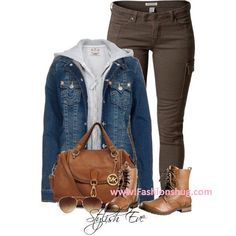 Stylish Eve Outfits Fall Winter Collection 2013-2014 for Teenage Girls (9)