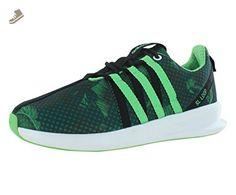 adidas Originals Women's SL Loop Racer W Lifestyle Sneaker, Core Black/Surf Petrol/Running Shoe White, 6.5 M US - Adidas sneakers for women (*Amazon Partner-Link)
