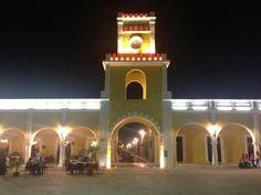 El reloj, San fco de Campeche, Mexico