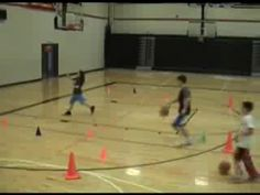 Hot Spotz is a fast paced game that involves dribbling, shooting, and most important team work. All students are active participants cooperatively wor. Basketball Games, Basketball Court, Teamwork, Students, Hot, Sports, Basketball Plays, Hs Sports, Sport