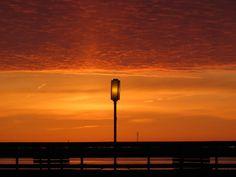 Bishop Park  Wyandotte, MI  sunrise