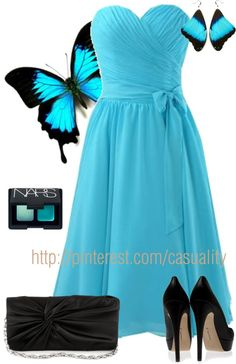 """""""Butterfly-Inspired"""" by casuality on Polyvore"""
