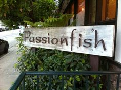 Passionfish (Pacific Grove, CA) - American/Seafood