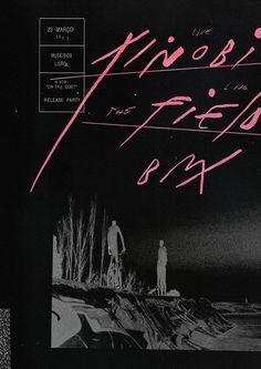 "slapdashing: ""braulioamado: New poster for Xinobi typophile "" Poster Design, Graphic Design Posters, Graphic Design Typography, Graphic Design Inspiration, Print Design, Web Design, Book Design, Layout Design, Design Graphique"