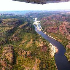 Kakadu from above. @loges79 via Instagram #NTAustralia #askNTmates