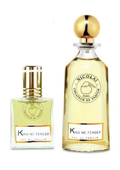 Kiss Me Tender  Eau de Parfum by  PARFUMS DE NICOLAI