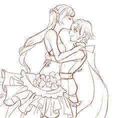 Rwby Rose, Rwby White Rose, Red Like Roses, White Roses, Deeps, Rwby Weiss, Rwby Comic, Team Rwby, Yuri Anime