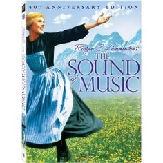 """""""The Sound of Music"""" starring Julie Andrews and Christopher Plummer (1965)"""