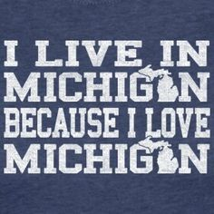 Michigan. My very favorite state. Live in northern Michigan. The best!