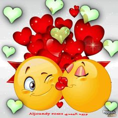 Loving Smiley-face Eyes Clipart - Clipart Suggest Love Smiley, Emoji Love, Hugs And Kisses Quotes, Eyes Clipart, Funny Emoji Faces, I Love You Images, Emoji Images, Smiley Emoji, Good Morning Love