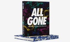 All Gone 2013 Book