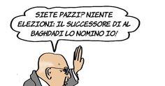 Napolitano blocca l'ISIS