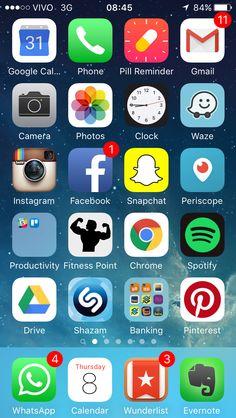 Número de notificações app