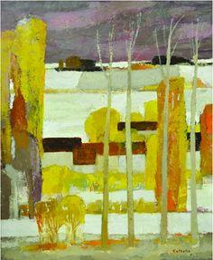 bernard cathelin artist - Google Search