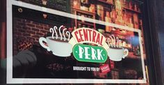 Central Perk Is Officially Open In NYC