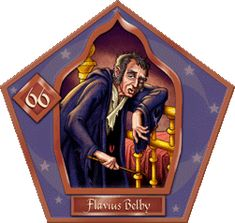 Flavius Belby--1715 - 1791 Only wizard ever to survive a Lethifold attack.