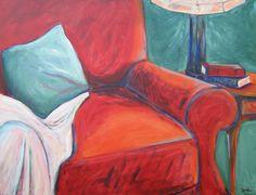 Simple Pleasures portfolio - Veronica Funk - chair.