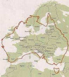 """Here is a map of all the fires burning in Australia. Here also is a map of Australia overlaid on Europe. Moving To Australia, Australia Travel, Australia Pics, Visit Australia, Big Country, Historical Maps, Tasmania, Western Australia, South Australia"